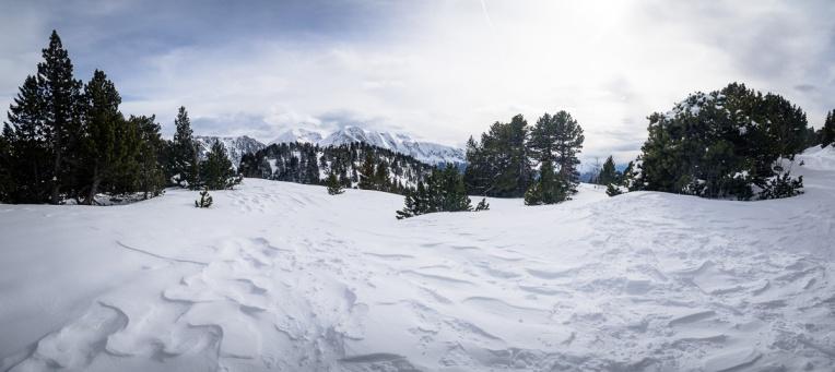 Ondelettes neigeuses