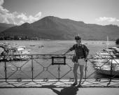 Une amoureuse à Annecy